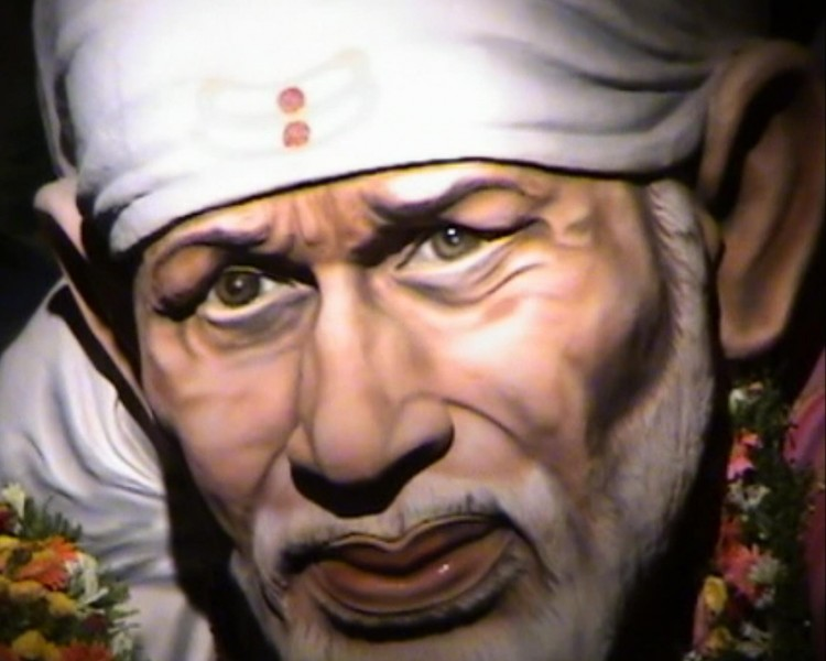 Shirdi Sai-Baba-Guru-Face-Close_up