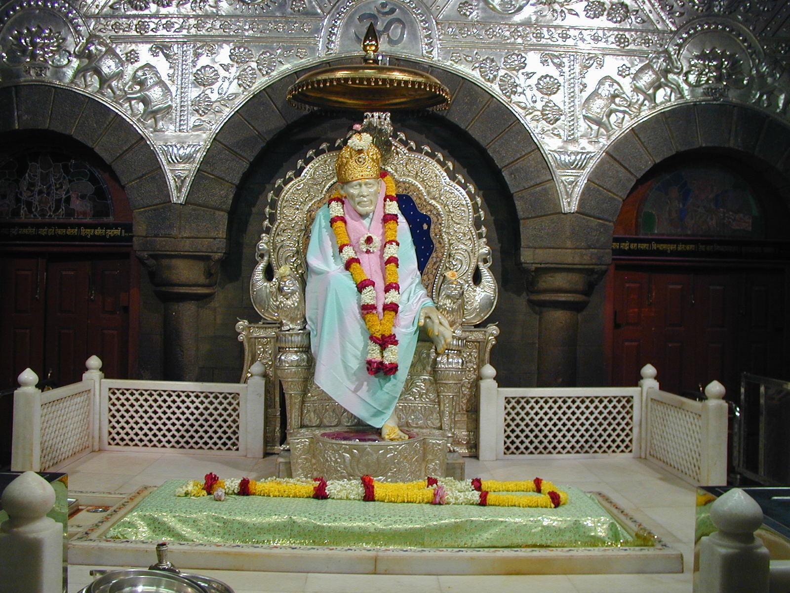 Shirdi Sai Baba Photos High Resolution - For Free Download