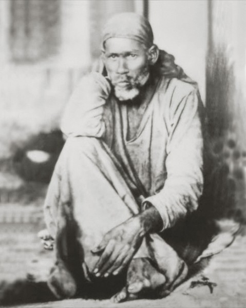 Shirdi Sai Baba first real