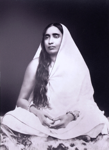 Holy Mother Maa Sarada Devi