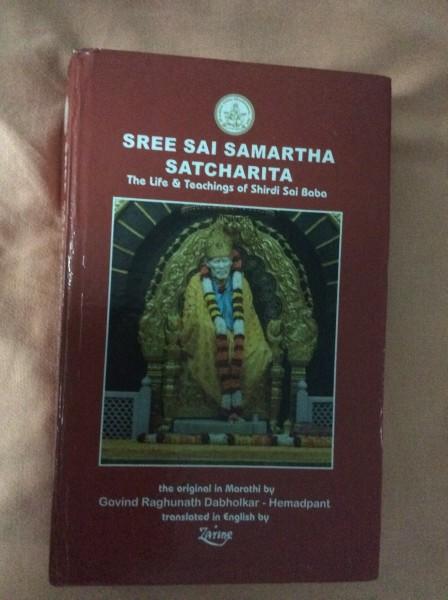 Shri Sai SatCharitra Zarine