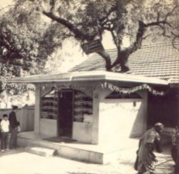 Old Gurusthan in Shirdi