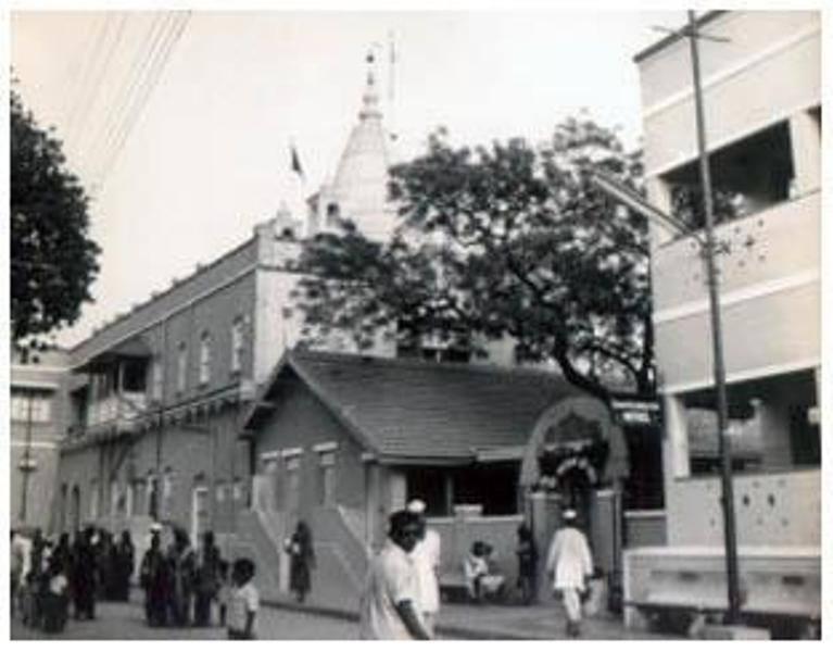 Old Samadhi temple (Buti Wada)