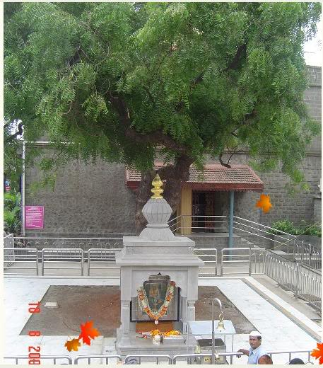 New Gurusthan front view