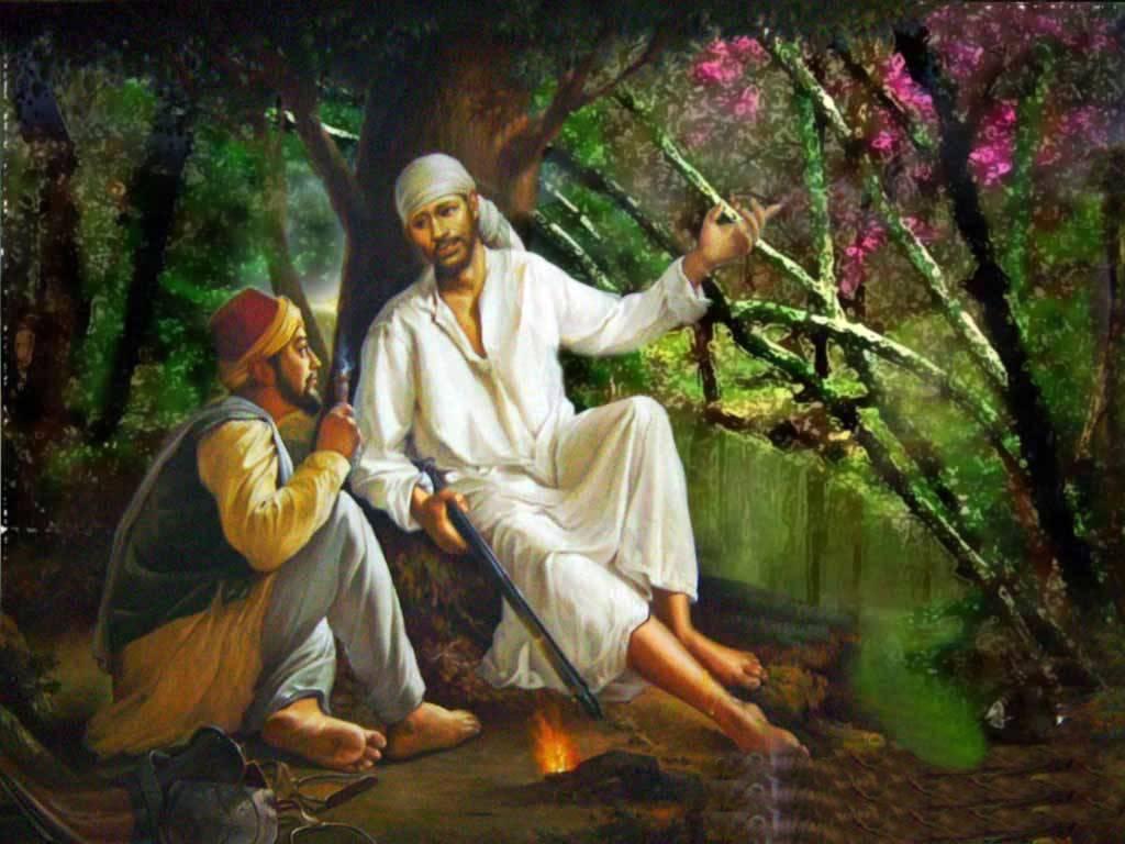 Reappearance Of Sai Baba In Shirdi