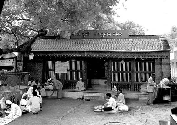 maruti-temple-Shirdi Old